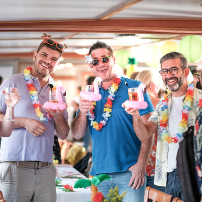 Our summer party 2018