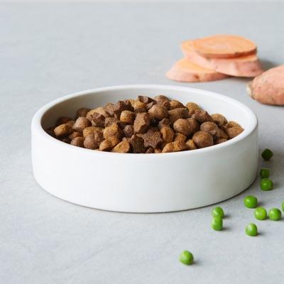 Une recette de croquettes unique, spécialement pour votre chien