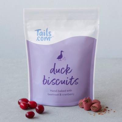 Duck biscuits